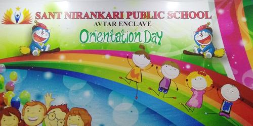 Orientation Day of Class IX & X