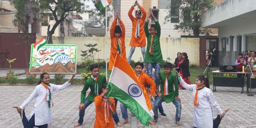 70th Republic Day Celebration
