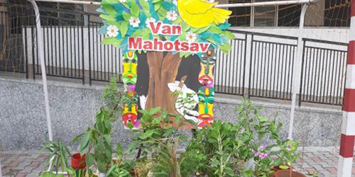 Plantation Drive & Jal Shakti Abhiyaan