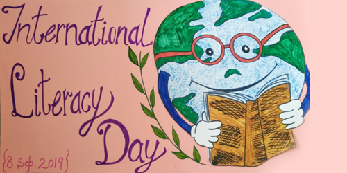 International Literacy Day – 2019