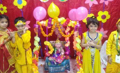 Janmashtami Celebration – 2019