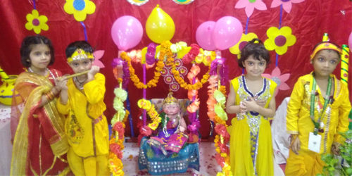 Janmashtami Celebration – 2019